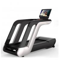 Buy cheap Newest Fitness Equipment Luxury Commercial treadmill,AC motor treadmill with3HP from wholesalers