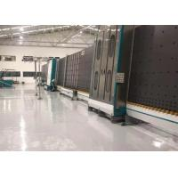 China Low Noise Insulating Glass Production Line Glass Processing Equipment With Gas Filling on sale