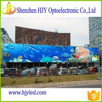 Quality Full color outdoor P6 SMD led advertising display / Big tv Outdoor for sale