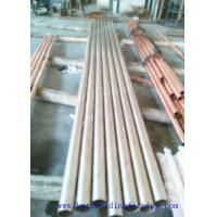 China Cold Drawn ASTM Stainless Steel Seamless Pipe , Heat Exchanger Pipe on sale