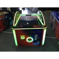 Quality Waterproof Mini Air Hockey 3D Coin Operated Game Machine for sale