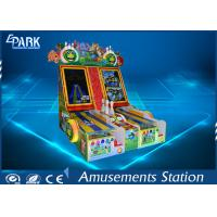 Indoor Mini Bowling Amusement Game Machines Indoor Arcade Game With 42 Inch LCD for sale
