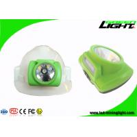 China Underground LED Mining Light OLED Screen PC ABS Material Support USB Charging on sale