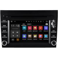 Quality Android 5.1.1 Porsche Cayman Audio 3G WiFi Car DVD Player GPS 2005 - 2012 for sale