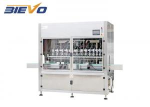 Quality 1000ml 4 Heads 2KW Automatic Lotion Filling Machine for sale