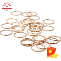 Quality Bcup-2 Refrigeration Copper Brazing Rings for sale