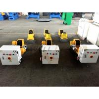 Buy Pole Welding Turning Rolls 2000kg Capacity 1100mm Diameter 15m Length at wholesale prices