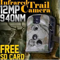 Quality 2MP Low-Glow flash Digital Hunting Cameras with Camo Ltl-5210A 850NM for sale