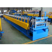 Quality Roof Sheet Standing Seam Roll Forming Machine , Straight Standing Seam Machine for sale