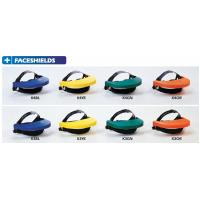 Quality Safety FACESHIELDS K48L material PC certificate CE & ANSI for sale