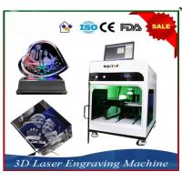 Best Laser Engraver Equipment 3D Crystal Laser Inner Engraving Machine wholesale