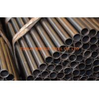 Quality 2 Inch , 4 Inch ERW Black Steel Pipe , Galvanized Steel Pipe For Water Supply for sale