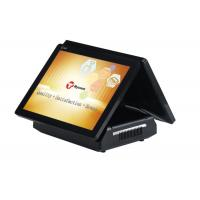 Quality Sensitive Touch Screen 2 Touch POS System Strong / Durable Two Touch Pos System for sale