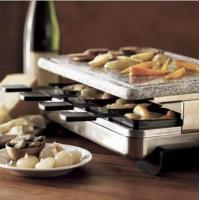 China 8 persons Raclette Grll / Barbeque Grill / Frying pan  with marble plate on sale