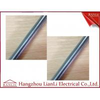 Quality Carton Steel Or Stainless Steel Grade 8.8 All Thread Rod DIN975 Standard for sale