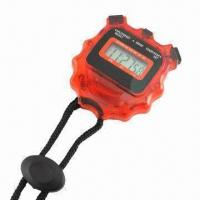 Quality Sports Timer with Six-digit LCD Panel and Alarm Function for sale
