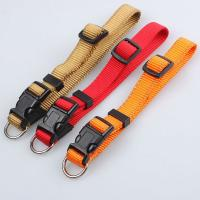 Best Recently supply used pet collar for dog sample free wholesale