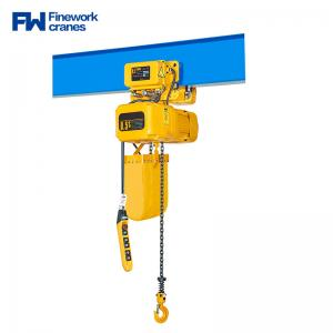 Quality 0.25t 10t Electric Chain Hoist For Short Distance Lifting for sale