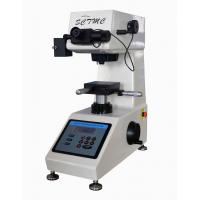 China CE Digital Display Micro Vickers Hardness Tester with Eyepiece Input Button on sale