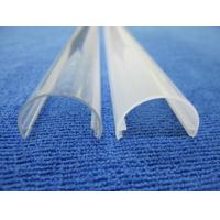 Buy cheap LED light T8 plastic cover /profile from wholesalers