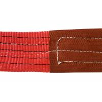 Buy cheap Lifting Hoisting Belt 5t Polyester Flat Webbing Slings / Webbing Strap from wholesalers