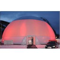 Best Party / Event Outdoor Giant Inflatable Tent Fireproof With Led Lighting wholesale