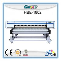 Quality hot sales Garros dx5 head textile sublimation printer/eco solvent printer for sale
