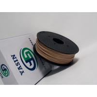 China PLA BAMBOO Wood 3D Printer Filament 1.75mm 2.85mm For Arts / Crafts on sale