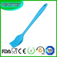 Quality Silicone Pastry Basting Grill Barbecue Brush - Solid Core and Hygienic Solid Coating for sale
