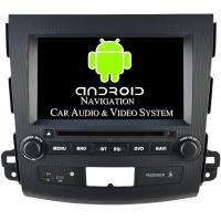 Quality High Definition 2006 - 2012 Mitsubishi Outlander GPS Radio In Dash Car Audio Stereo Bluetooth for sale