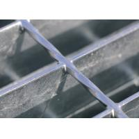 Quality Corrosion Resistant Steel Bridge Deck Grating Metal Building Materials For Bridge for sale