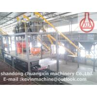 China Lightweight Wall Panel MgO Board Production Line For Wall Decoration 54KW on sale