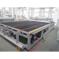 China CNC Glass Cutting Table /  Automatic Glass Cutting Machinery High Speed on sale