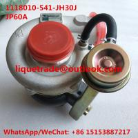 Quality Genuine and new turbocharger JP60A  , 1118010-541-JH30J for sale