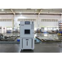 Buy cheap 80 Litter Capacity Environmental Climatic Testing Systems Humidity Temperature from wholesalers