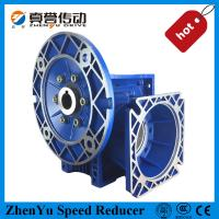 China Torque Reducer Worm Gear Gearbox Transmission , Micro Worm Gear Box on sale