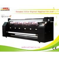 Quality Large Format Epson Sublimation Printer / Cloths Printer With DX7 High Precision for sale