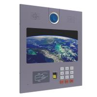 Quality Visible entrance guard with 13 inch screen ODM OEM service from Chinese product research and development company for sale