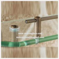 Best High Quality Clear Tempered/Toughened Glass with CE for Bathroom wholesale