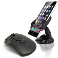 Best Car Windshield Mouse Suction Mount Cell Phone Stand Holder Bracket For Mobile Phone wholesale