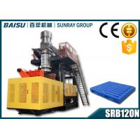 China Hdpe Extrusion Line Logistic Accumulator Head Blow Plastic Pallet Machine on sale