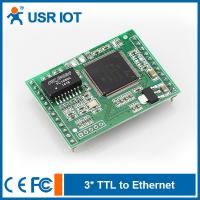Quality [USR-TCP232-ED2]  3*TTL Interface TTL to Ethernet TCP/IP Module with DIP type for sale
