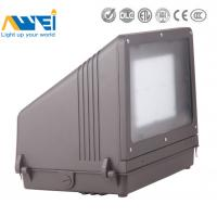 Quality 60W Outdoor LED Wall Pack 10800 Lumen 5 Years Warranty Recessed Exterior Wall Lights for sale