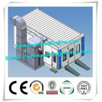 Buy cheap Automotive Spray Booth Shot Blasting Machine H Beam Dual Filtering Structure from wholesalers