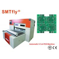 0.4mm Thickness PCB Automatic Scoring Machine With Electronic Control System