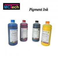 China Wholesale Top Quality Professional Pigment Textile Printing Ink for print mug Uncoated Media on sale