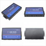 [USR-N540] 4 Serial Port Ethernet converter, Modbus gateway RS232 RS485 RS422 to