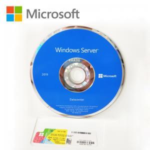 Quality English Microsoft Windows Server 2019 Standard 64 Bit DVD Genuine Activate for sale