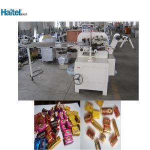 Quality Aluminum Foil 150pcs/Min Chocolate Packing Machine for sale