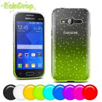 China Raindrop 4.0 inch soft Tpu Samsung Cell phone Covers for Galaxy Ace Style G310 on sale